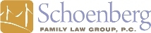 Schoenberg Family Law Group, P.C. Law Firm Logo