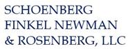 Firm Logo for Schoenberg Finkel Newman Rosenberg LLC