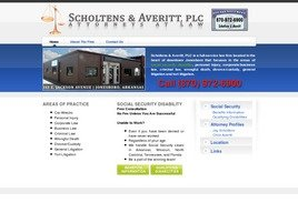 Firm Logo for Scholtens & Averitt, PLC <br />Attorneys at Law