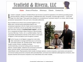 Firm Logo for Scofield Rivera L.L.C.