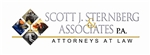 Scott J. Sternberg <br />& Associates, P.A. Law Firm Logo