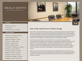 Seale, Smith, Zuber & Barnette Law Firm Logo