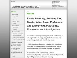 Sharma Law Offices, LLC