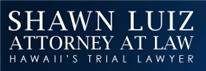 Firm Logo for Shawn A. Luiz Attorney at Law