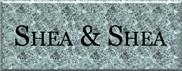 Firm Logo for Shea Shea