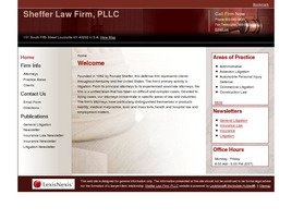 Firm Logo for Sheffer Law Firm PLLC