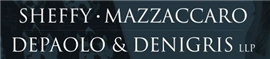 Firm Logo for Sheffy, Mazzaccaro, DePaolo <br />& DeNigris, LLP