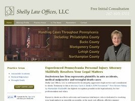 Firm Logo for Shelly Law Offices, LLC