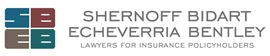 Firm Logo for Shernoff Bidart Echeverria Bentley LLP