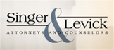 Singer & Levick, P.C. Law Firm Logo