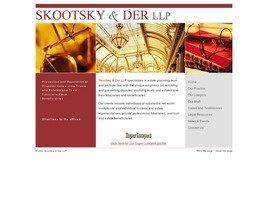 Skootsky & Der LLP Law Firm Logo