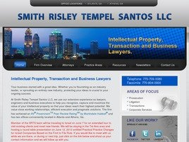 Smith Risley Tempel Santos LLC Law Firm Logo