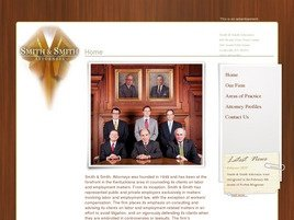 Firm Logo for Smith Smith Attorneys