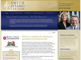 Smith Zitano Law Firm LLP Law Firm Logo