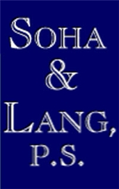 Firm Logo for Soha Lang P.S.