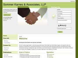 Firm Logo for Sommer Karnes Associates LLP
