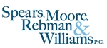 Spears, Moore, Rebman & Williams, P.C. Law Firm Logo