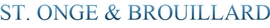 Firm Logo for St. Onge Brouillard