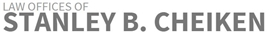 Firm Logo for Stanley B. Cheiken