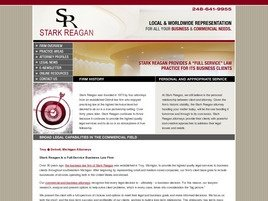 Firm Logo for Stark Reagan