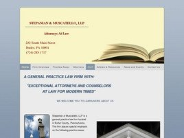Firm Logo for Stepanian Menchyk LLP