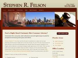 Firm Logo for Stephen R. Felson