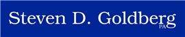Firm Logo for Steven D. Goldberg, PA