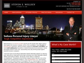 Firm Logo for Steven E. Willsey Attorney at Law
