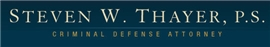 Firm Logo for Steven W. Thayer, P.S.