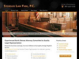 Storslee Law Firm, P.C. Law Firm Logo