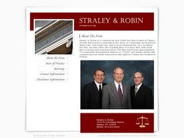 Firm Logo for Straley Robin