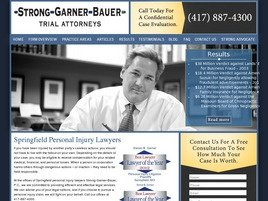 Firm Logo for Strong-Garner-Bauer P.C.