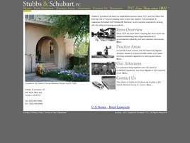 Firm Logo for Stubbs & Schubart, P.C.