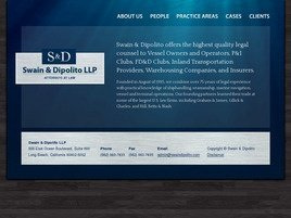 Firm Logo for Swain Dipolito LLP