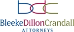 Bleeke Dillon Crandall, P.C. Law Firm Logo