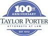 Taylor, Porter, Brooks & Phillips, L.L.P. Law Firm Logo