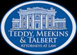 Teddy, Meekins & Talbert Law Firm Logo