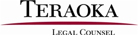 Teraoka & Partners, LLP, <br />Attorneys-at-Law Law Firm Logo