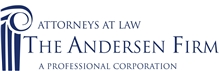 The Andersen Firm Law Firm Logo