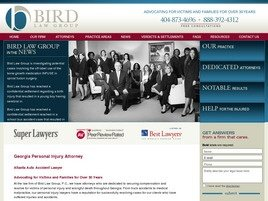 Bird Law Group, P.C. Law Firm Logo