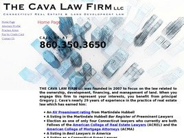 Firm Logo for THE CAVA LAW FIRM LLC