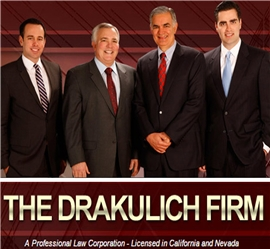 The Drakulich Firm Law Firm Logo