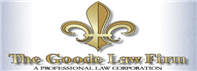 Firm Logo for The Goode Law Firm A Professional Law Corporation