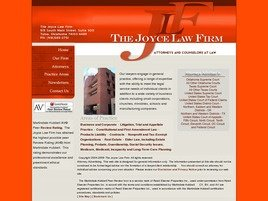 Firm Logo for The Joyce Law Firm