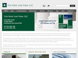 The Knee Law Firm, L.L.C. Law Firm Logo