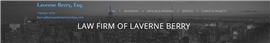 Firm Logo for The Law Office of Laverne Berry