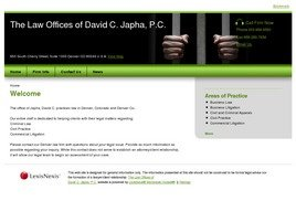 The Law Offices of David C. Japha, P.C.