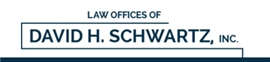 The Law Offices of David H. Schwartz, Inc. Law Firm Logo