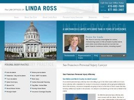 The Law Offices of Linda Ross Law Firm Logo