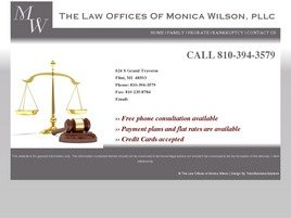 Firm Logo for The Law Offices of Monica Wilson PLLC